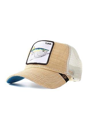 Goorin Bros. Trucker Cap Big Fish Beige Beige Talla única: Amazon.es: Ropa y accesorios