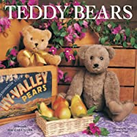 Teddy Bears 2016 Square 12x12 Wall Calendar