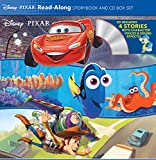 Disney*Pixar Read-Along Storybook and CD Box Set