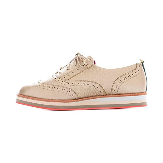 Amazon.com: VELEZ Women Genuine Colombian Leather Sport Oxford Shoes | Zapatos Colombianos: Clothing