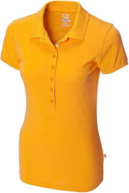 Amazon Com Cutter And Buck Sweet Spot Skinny Golf Polo 2015