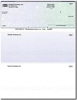 Amazon com : 500 Printed Laser Computer Voucher Checks