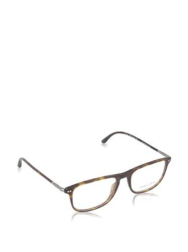 ARMANI Gestell Herren Mod. 7038 508954  Sonnenbrille havanna