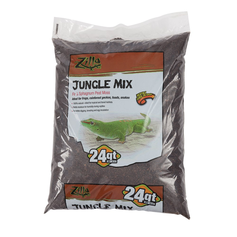 Zilla Jungle Mix 24-Qt 100111305