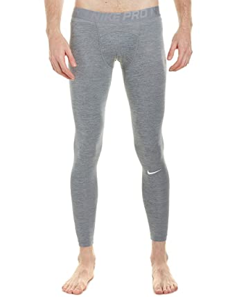 3be9c809aa Image Unavailable. Image not available for. Color: NIKE Mens Pro Heather 3/4  Tights ...