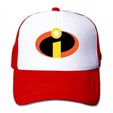 Disney Pixar Incredibles Hat Baseball Cap Boys Kids e346ce8d8b6f