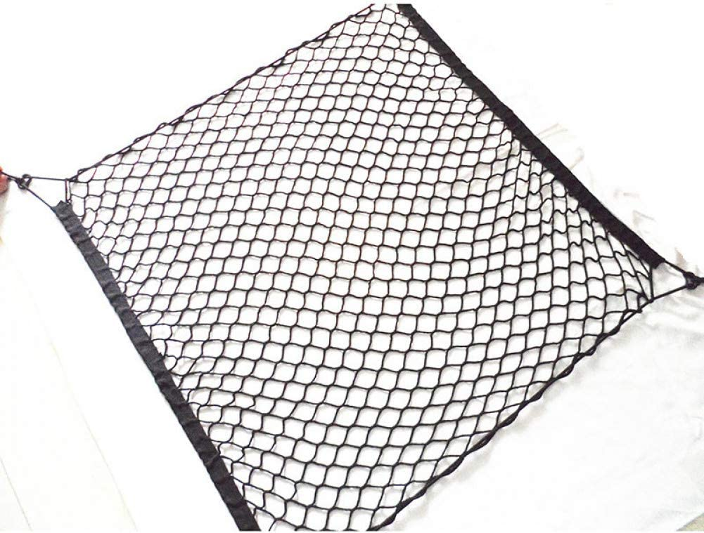DSHHF 70X70Cm Nylon Car Storage Net Processing Box Storage Storage Bag For Bmw 1 2 3 4 5 6 7 Series X1 X3 X4 X5 X6 325 328 F30 F35 F10