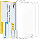 Mr Shield For Samsung Galaxy J1 Premium Clear Screen Protector [3-PACK] with Lifetime Replacement Warranty