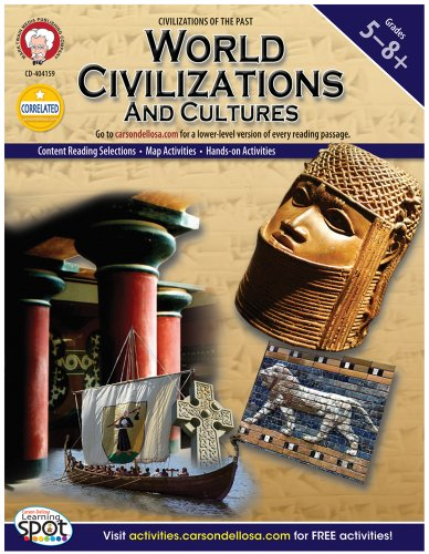 World Civilizations and Cultures Grades 5   8 (World History)