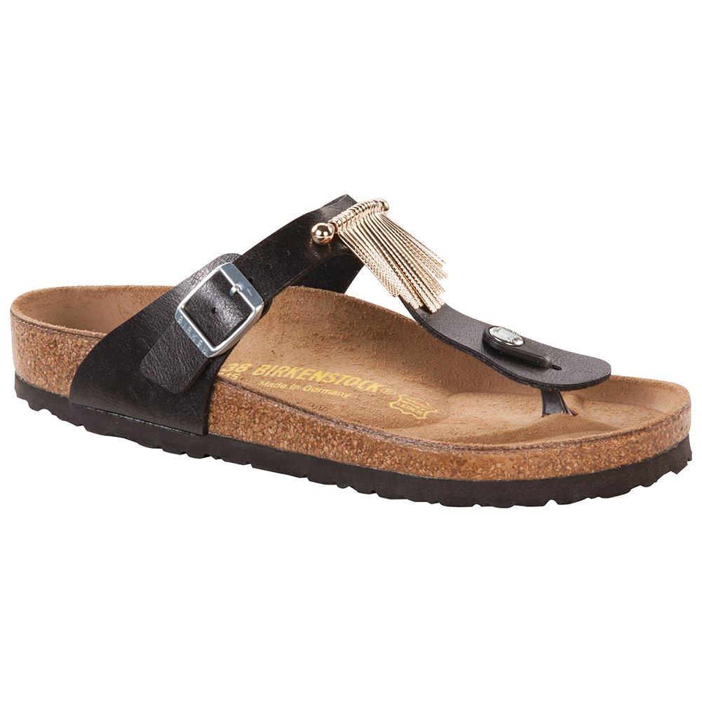 Birkenstock Womens Gizeh Birko-Flor Graceful LICIE Thong Sandal - 39 reg