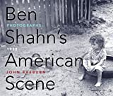 img - for Ben Shahn's American Scene: Photographs, 1938 book / textbook / text book