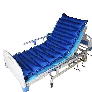 Anti-decúbito colchones desmontable con inodoro lado solapa cojín de aire cama paciente especial jet anti-Decubituses colchón: Amazon.es: Salud y cuidado ...