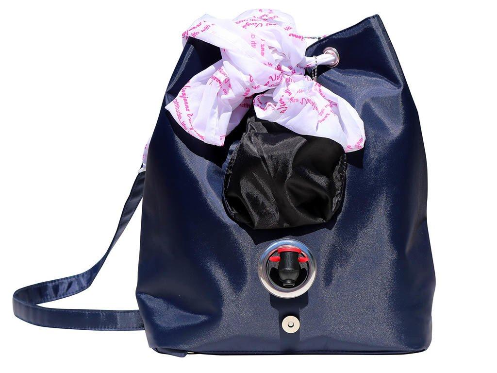 Vivajennz The Genevieve Wine Backpack