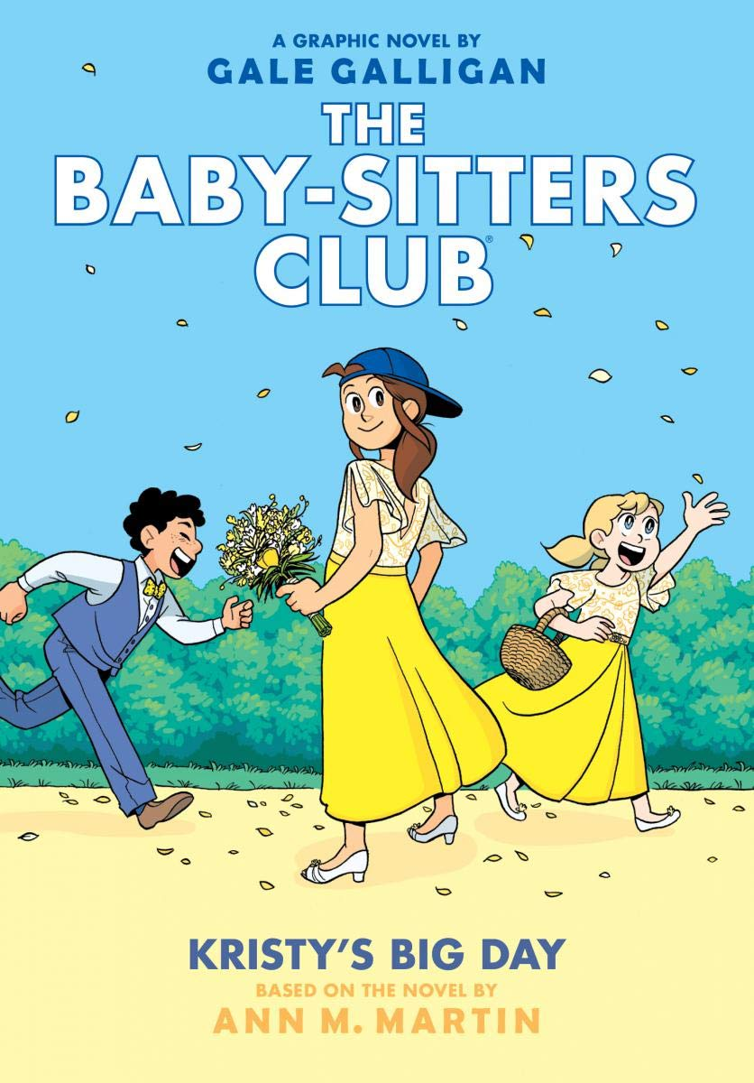the babysitters club graphic novels