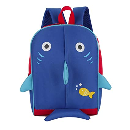 d6d6bb2a27bd Amazon.com: Weite Cartoon Animal Backpack, Child Baby Girl and Boy ...