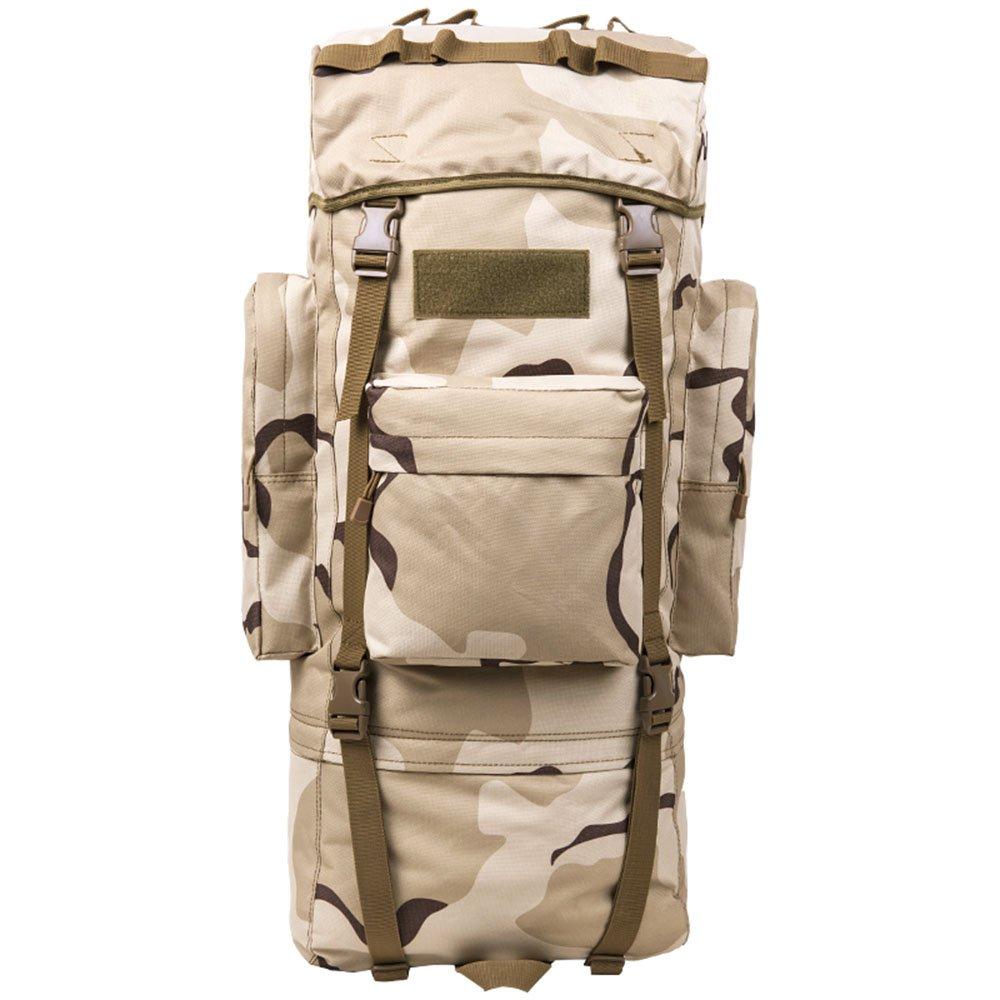 毎日の家 オックスフォードの登山バッグの肩の男性と女性の大容量旅行バッグハイキングバッグのリュックサック男性の荷物のバッグカモフラージュ (サイズ さいず : 100L) B07QFM6FXY  100L