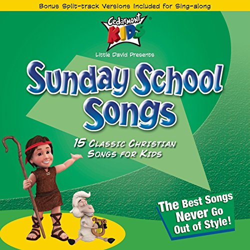 Sunday School Songs Cedarmont Kids product image