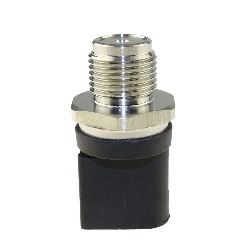 A0061533328 A0061536528 Fuel Rail Pressure Sensor SINOCMP A0041536728 High Fuel Rail Pressure Sensor for Mercedes Benz W169 W245 W203 W211 2.0 2.2 2.7 3.2 CDI