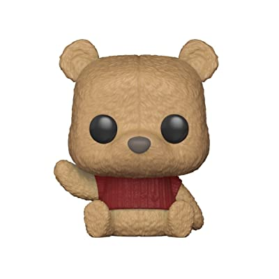 Funko Pop Disney: Christopher Robin Movie - Winnie The Pooh Collectible Figure, Multicolor: Toys & Games