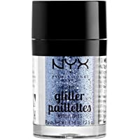 NYX Professional Makeup Metallic Glitter Darkside 2.5g, Blending Brush