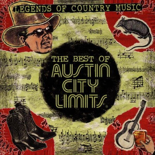 Legends of Country Music : The Best of Austin City by Sony