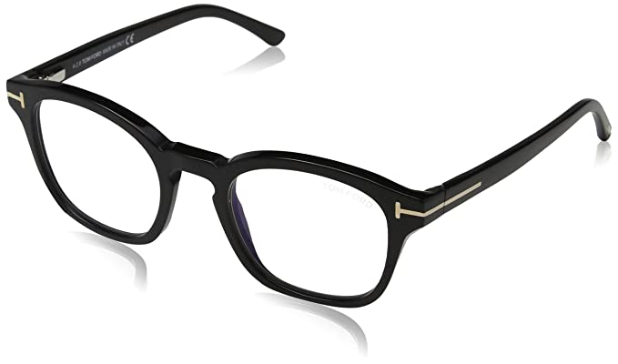 Shiny B Eyeglasses Ft Black Amazon 5532 At Blue Ford Tom 01v UpGLqSMzV