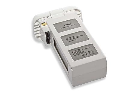 vhbw Batería de polímero de Litio 6000mAh (11.1V) para dron ...
