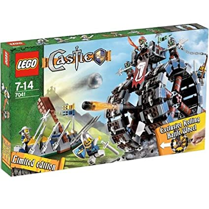 Amazon Lego Castle Exclusive Limited Edition Set 7041 Troll