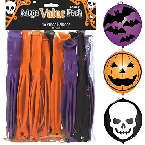 Halloween Ghoulish Punch Balloon for $<!--$7.94-->