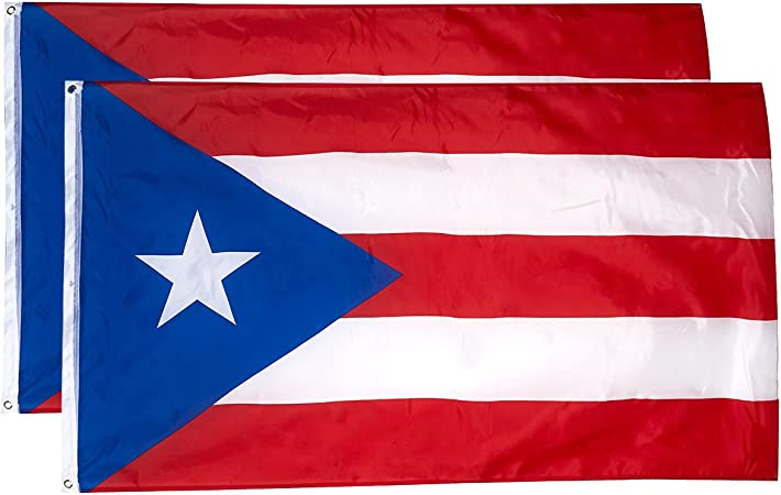 Puerto Rico T-Shirts  With a Free 3x5 Puerto Rico Rican Weather Resistant Flag