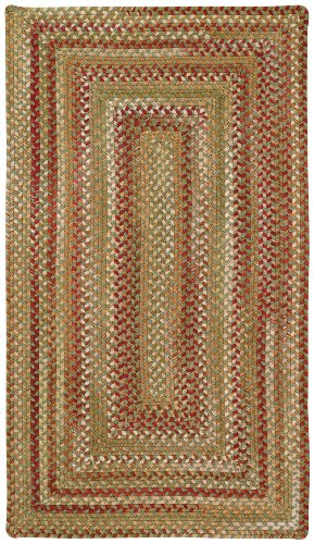 Capel Rugs Manchester Rectangle Braided Area Rug, 8 x 11