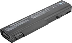 Replacement Battery Compatible with HP EliteBook 8440P 6930P 8440W ProBook 6550B 6455B Compaq 6730B 6735B 6530B, fits P/N TD06 TD09 482962-001 486296-001 593578-001 HSTNN-UB69 KU531AA