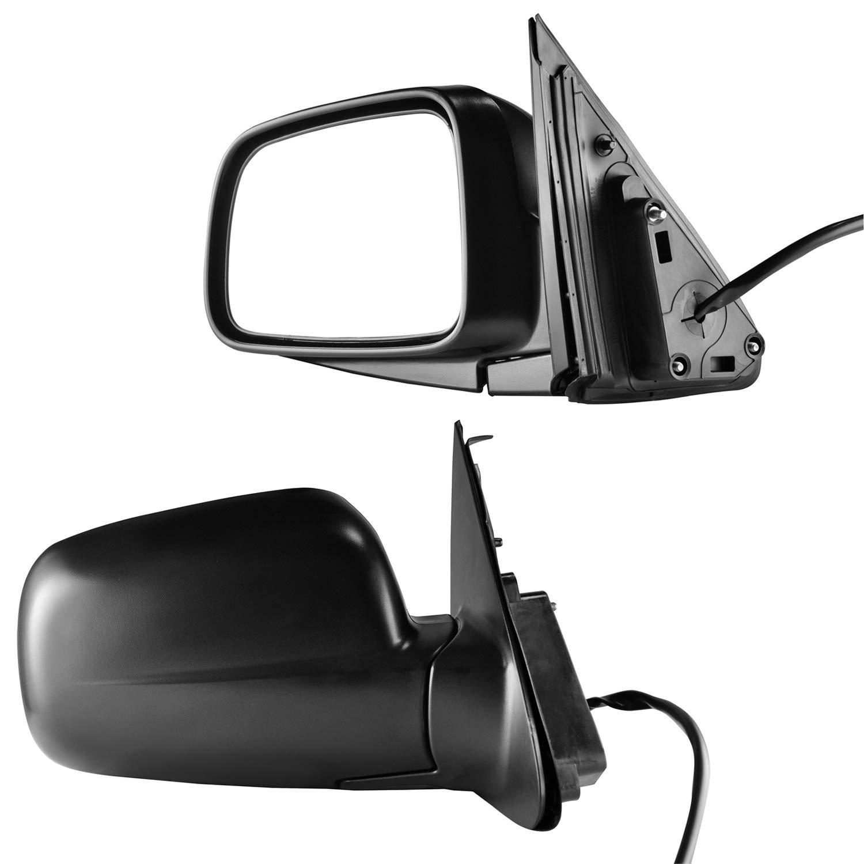 Passenger Side Textured Side View Mirror for 2002-2006 Honda CR-V