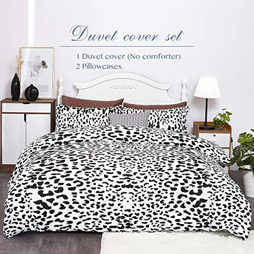 Eternal Moment Microfiber Pillowcases Leopard Queen product image