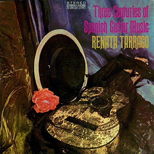 - Three Centuries of Spanish Guitar Music (16 to 18th)