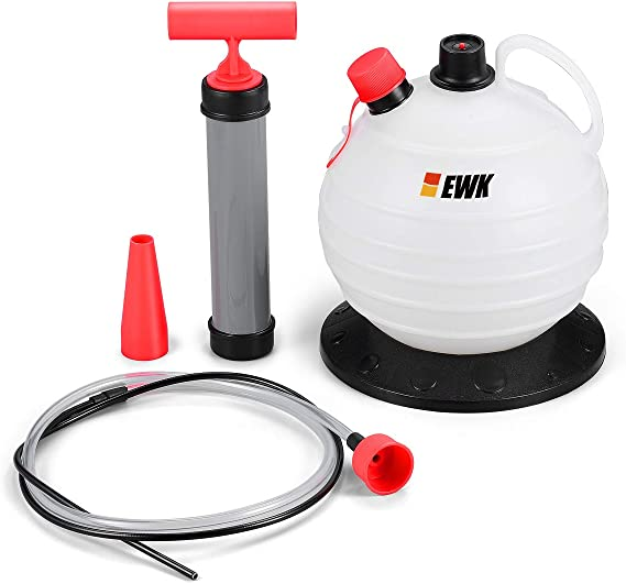 EWK 6L Oil Extractor Pump Oil Changer Fluid Evacuator Kit
