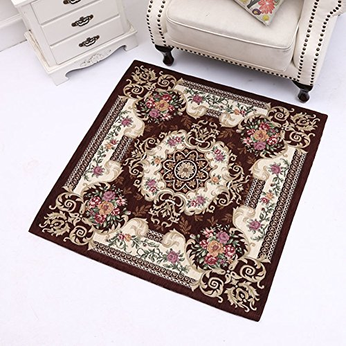 European-style living room floor mats/Square door mats/Be...