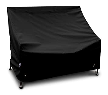 Koverroos Weathermax 74203 5 Feet Benchglider Cover 63 Inch Width By 28 Inch Diameter By 37 Inch Height Black