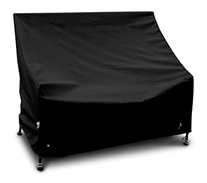 KoverRoos Weathermax 72450 3-Seat Glider/Lounge Cover, 78-inch Width by 38-inch Diameter by 30-inch Height, Black