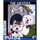 The Westies 1000 Piece Puzzle by Go! Games by Go Games