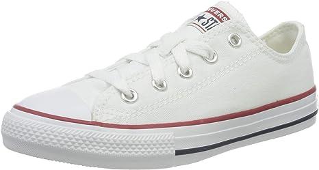 Converse C. Taylor All Star Youth Ox 3j2, Zapatillas de Deporte Unisex Adulto: Amazon.es: Zapatos y complementos