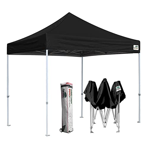 Eurmax 10 x 10 Ez Pop Up Canopy Tent Commercial Instant Shelter with Hevay Duty Roller  sc 1 st  Amazon.com & Amazon Best Sellers: Best Outdoor Canopies