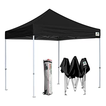 Eurmax Basic 10 X 10ft Ez Pop up Canopy Instant Outdoor Party Tent with Roller Bag  sc 1 st  Amazon.com & Amazon.com: Eurmax Basic 10 X 10ft Ez Pop up Canopy Instant ...