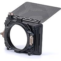 Tilta 4x5.7 inch Filter Frame Mirage Matte Box for DSLR / Mirrorless Camera's ، met 67mm / 72mm / 77mm / 82mm Lens Ring…