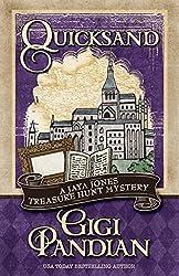 Quicksand (A Jaya Jones Treasure Hunt Mystery Book 3)
