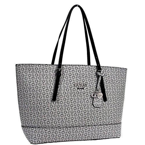 Travel Bag Tote Shopper Women's GUESS Large Handbag Decimals PTqIxXY