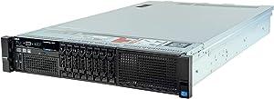 Dell PowerEdge R820 Server 4X 2.70Ghz E5-4650 8C 256GB 4X 600GB 10K SAS Premium (Renewed)
