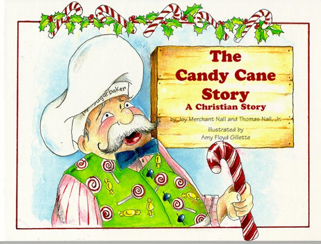 The Candy Cane Story - Cane Candy Story