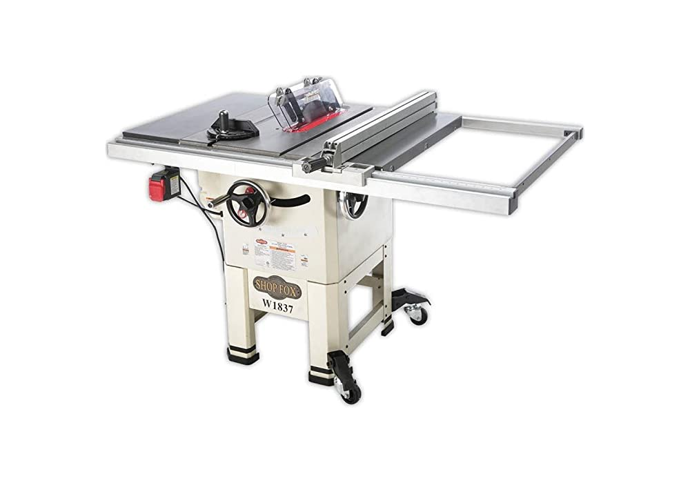 Best Hybrid Table Saws 2019 – Reviews & Buying Guide