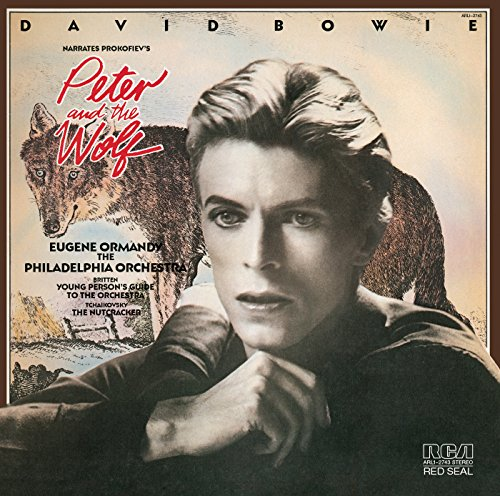 David Bowie narrates Prokofiev's Peter and the Wolf & The Young Person's Guide to the Orchestra Guide Wolf